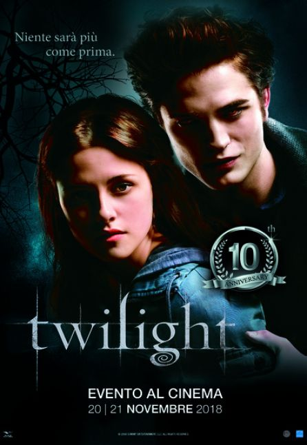TWILIGHT - 10 ANNIVERSARIO